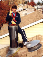 Chimney and Fireplace Cleaning